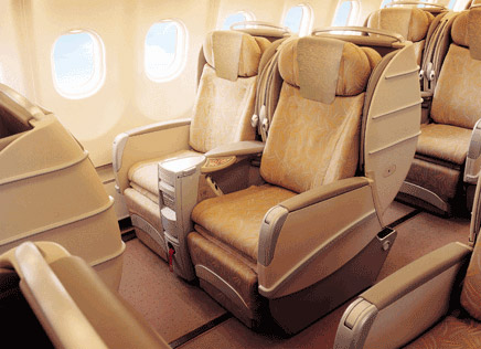 cheap business class on Asiana Airlines