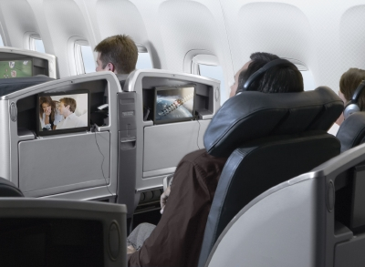 business class seats on American Airlines