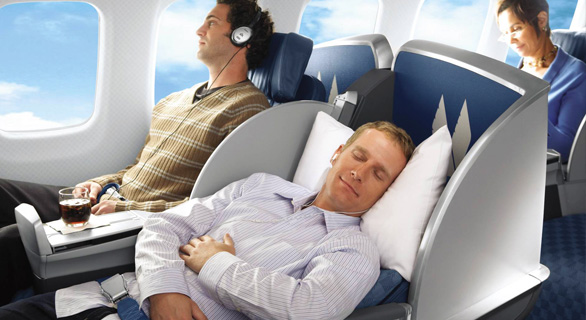 cheap business class flights on  American Airlines