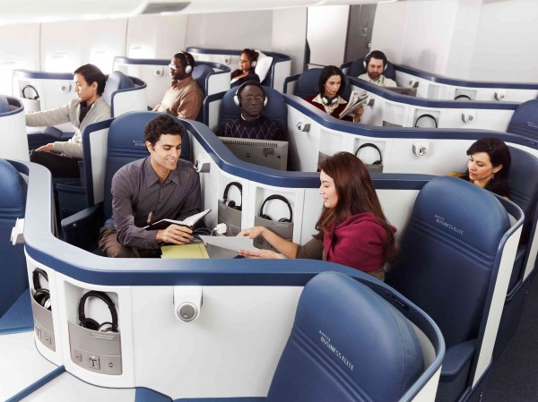 cheap business class on  Delta