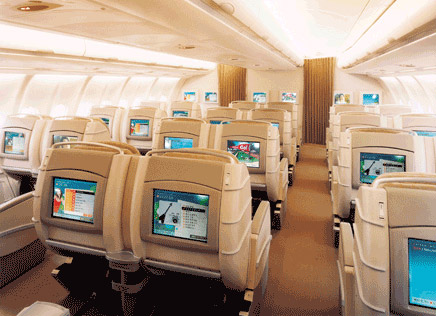 business class flights on Asiana Airline