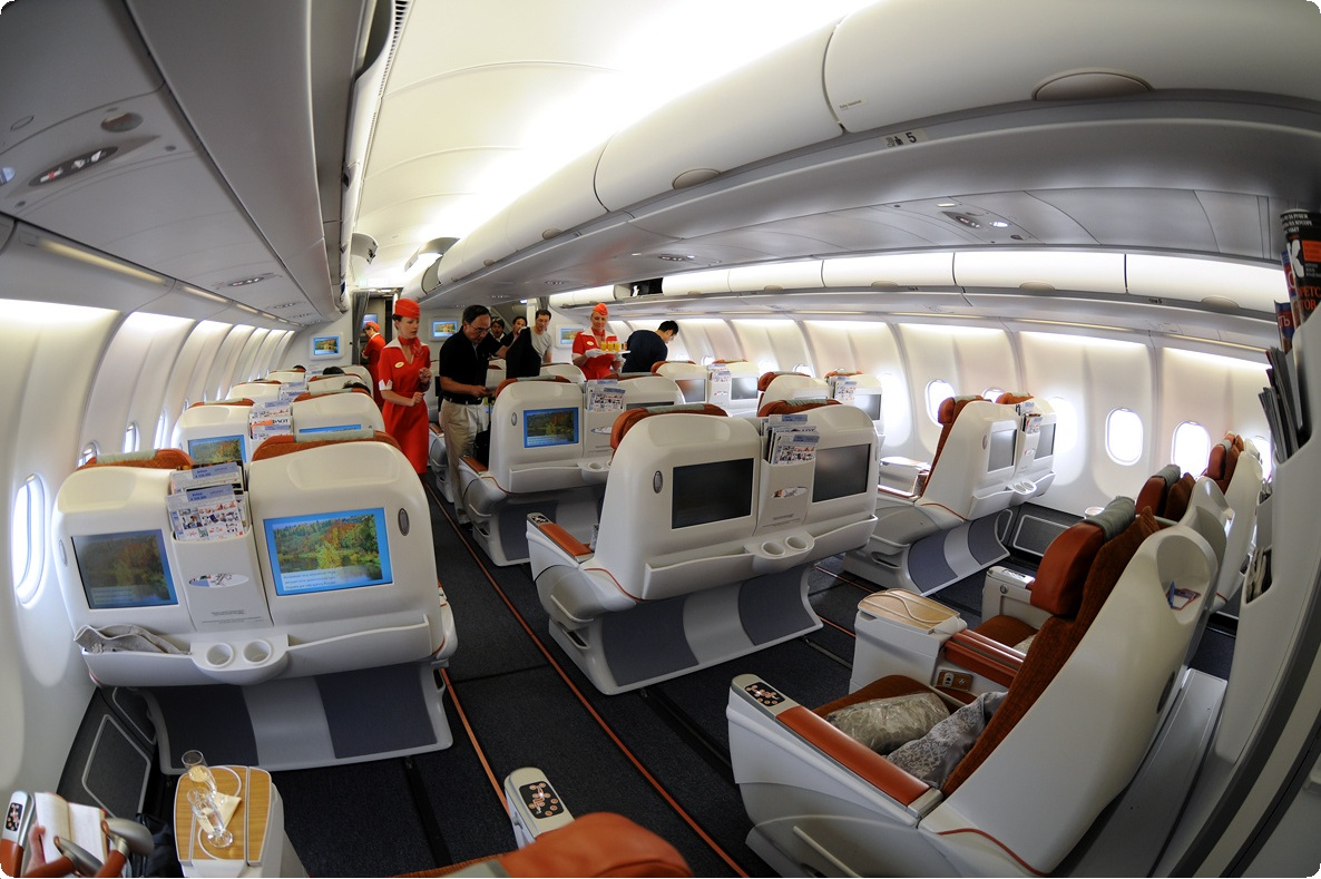 cheap business class seats on  Aeroflot