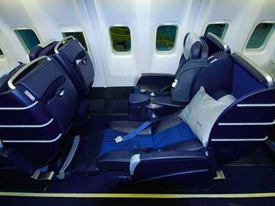 business class flights on  Aeroflot