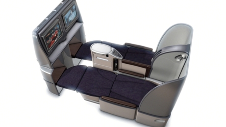 cheap business class on United